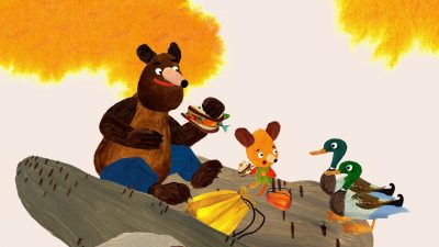 Hungry Bear Tales